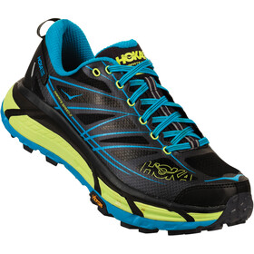 Hoka One One Mafate Speed 2 Chaussures de trail Homme, nine iron/black
